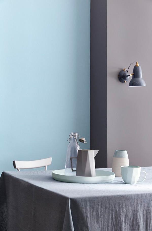 Cmo pintar las paredes de gris