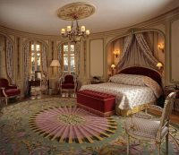 There are few Victorian bedroom ideas for lovers of luxury