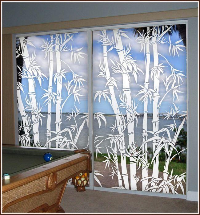 New Home Design with a Decorative Window Film  Decor Around The World