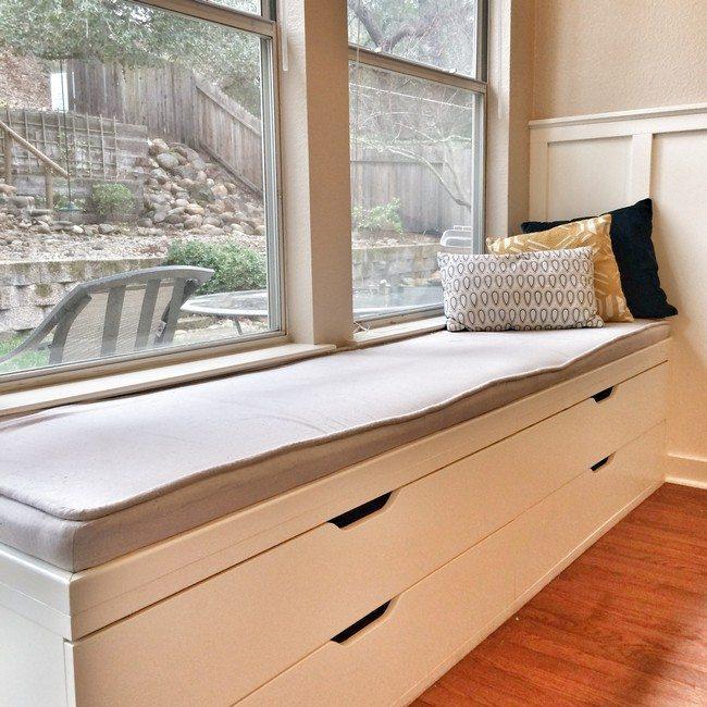interior design styles living room rooms pinterest how to create diy window seat cushion - decor around the world