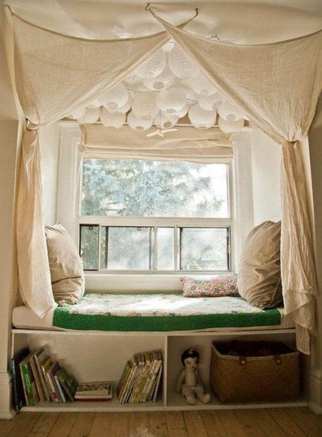 How to create DIY window seat cushion  Decor Around The World