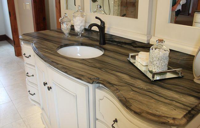 Porcelain Slab Countertops Light And Durable Decor
