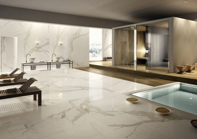 Porcelain slab countertops light and durable  Decor Around The World