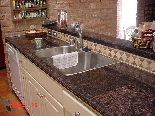 Kitchen Tiles Design Simple