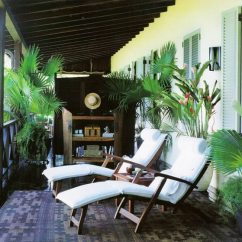 All White Living Room Ideas Wall Sayings For Caribbean Interior Design: A Breath Of Tropical Air In ...