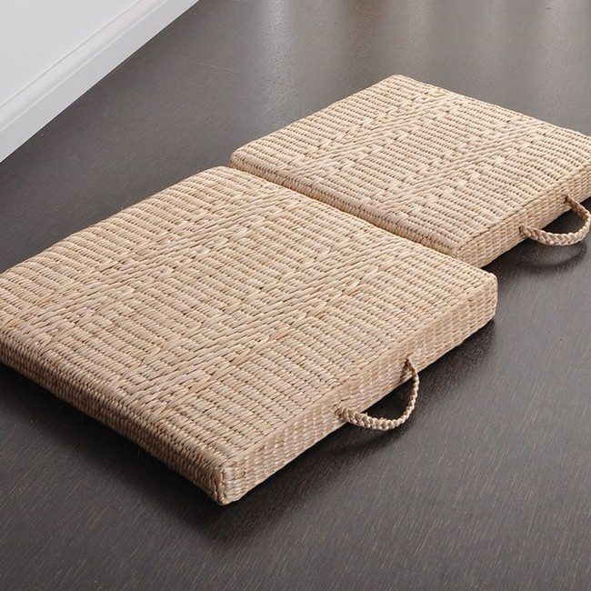kitchen cushion mat collectibles japanese floor cushions - example of asisn ideas decor ...