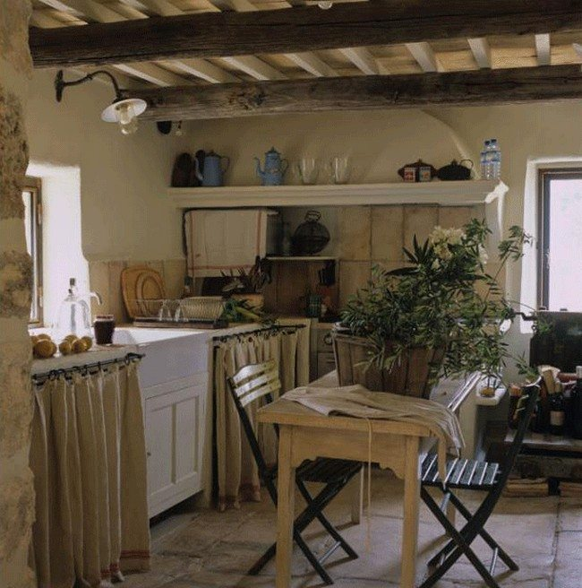 House Beautiful Small Kitchens