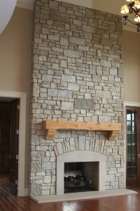 Rock Fireplaces In The House - Decor Around The World