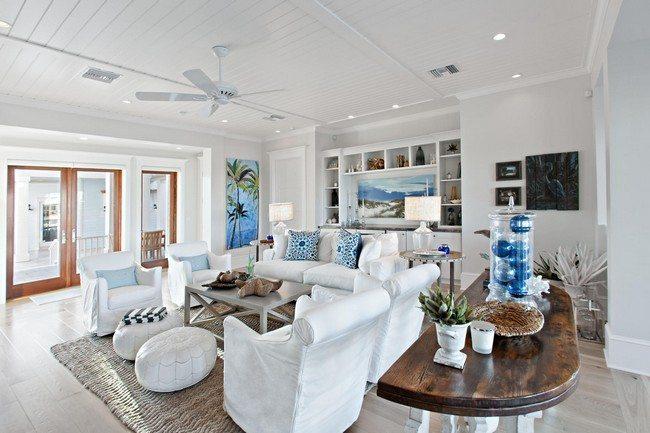 Coastal interiors  sea breeze in your house  Decor
