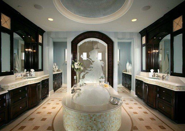 corner cabinets kitchen best undermount sink elegant bathrooms ideas - decor around the world