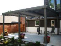 Refreshing Modern Pergola Design Ideas - Decor Around The ...