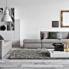 Sofa Gray Color Kravet Sofas Scandinavian Living Room Design Style - Decor Around The World