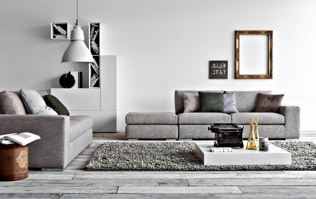 Living Room Color Theme Scandinavian Living Room Design Style - Decor Around The World