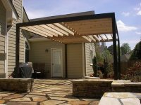 Refreshing Modern Pergola Design Ideas - Decor Around The ...