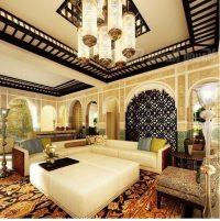 Moroccan Living Room Dcor - Decor Around The World
