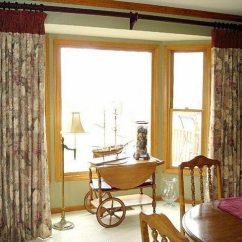 Painted Sofa Table Buchanan Apartment Slipcovers Bay Window Design Creativity - Decor Around The World