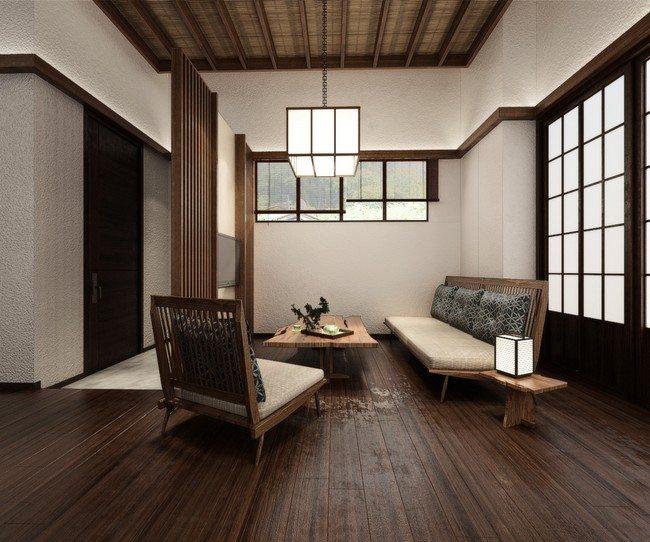 Low Living Room Storage