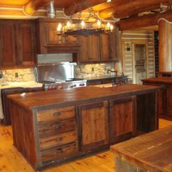 French Country Kitchen Island Flooring Ideas For Easy Ways To Achieve The Rustic Look - Decor ...