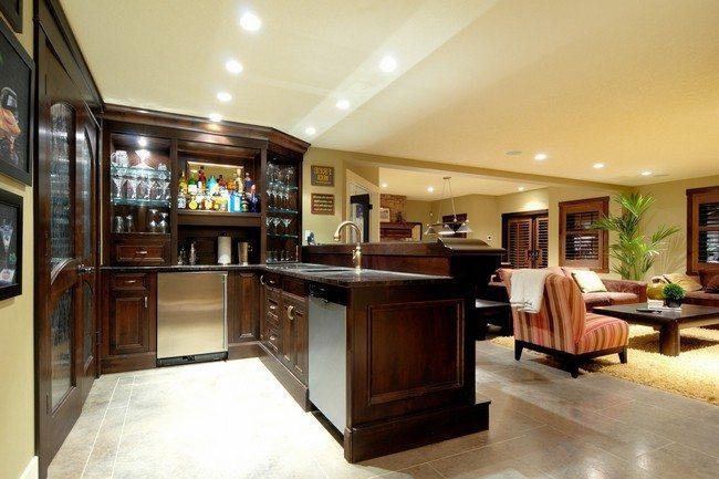 Home Bar Room Designs  Decor Around The World