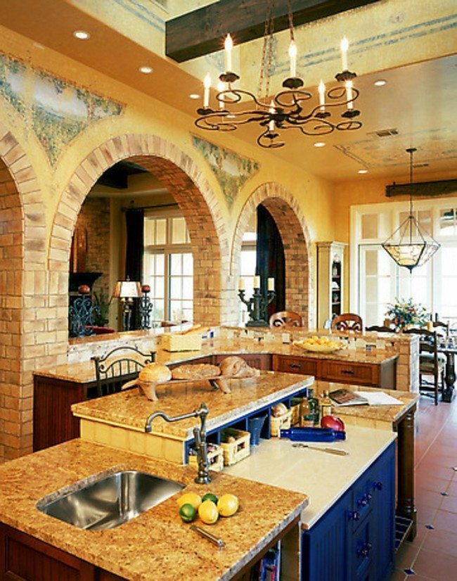 Easy Ways To Achieve The Rustic Kitchen Look Decor Around The World