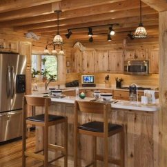 Aluminum Kitchen Chairs Cats In The Easy Ways To Achieve Rustic Look - Decor ...