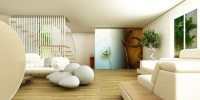 Zen Living Room Design Modern Ideas