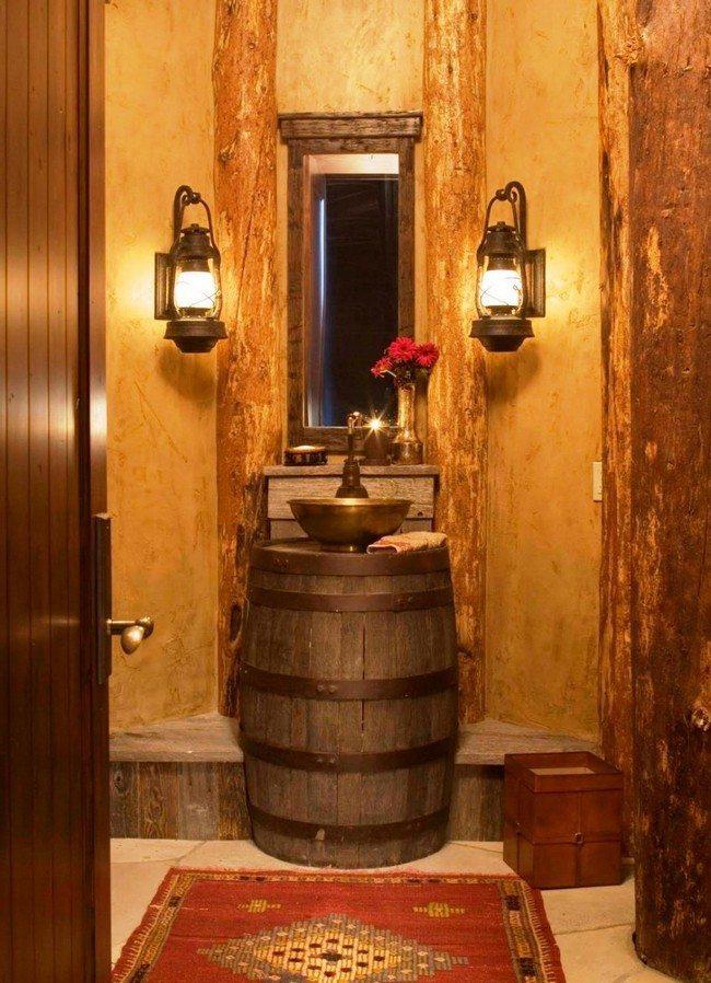 Vintage Inspired Bathroom Decor Around The World