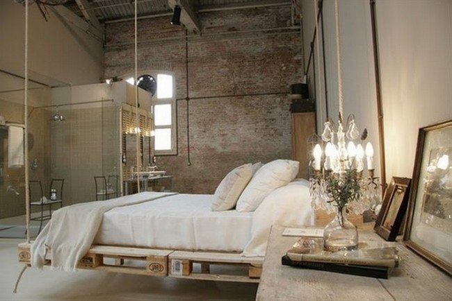 Embracing the Wall Hanging Bed Design for a Creative Bedroom  Decor Around The World