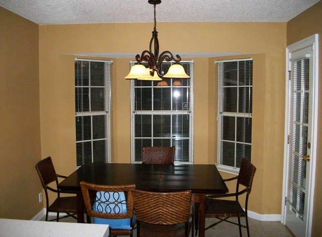 kitchen and dining room chairs aid refridgerator ideas for table light fixtures - decor around the ...