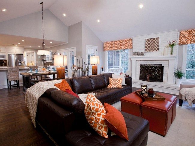 tiles design for living room floor modern country pictures creative plans the open concept kitchen - decor around ...