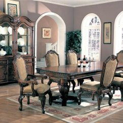 Fancy Dining Chairs Giant Camping Chair Décor For Formal Room Designs - Decor Around The World