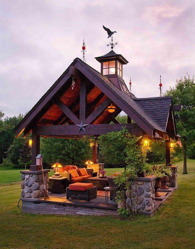 Inspiration For Backyard Fire Pit Designs Decor Around