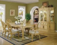 Dcor for Formal Dining Room Designs - Decor Around The World