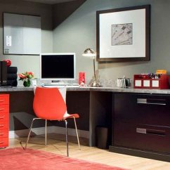 Brown Computer Chair Best Ergonomic Chairs 2018 Décor For Small Home Offices - Decor Around The World