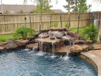 Pool Waterfall Ideas You Can Recreate in Your Backyard ...