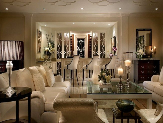 living room ideas cream and grey decorative wall panels for art nouveau interior design you can easily adopt in ...