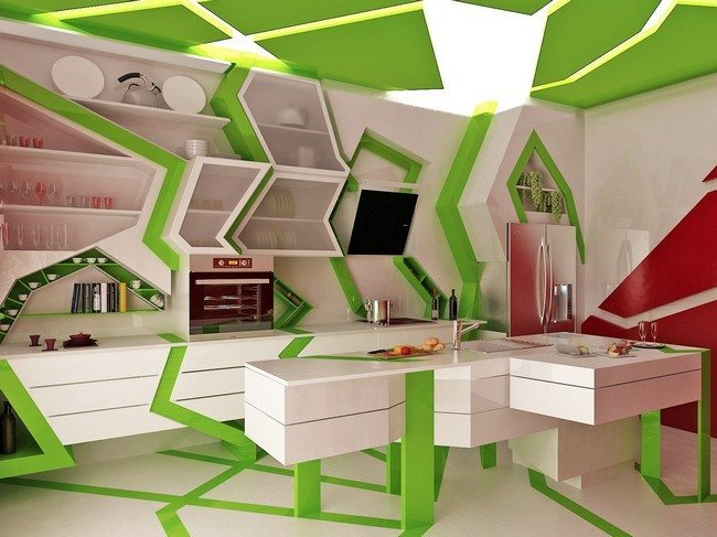 unique kitchen cabinets garden window cabinet designs nagpurentrepreneurs kitchens let your stand out with these