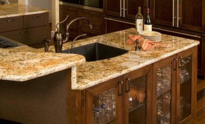 Unique Kitchen Countertop Designs You Can Adopt - Decor ...