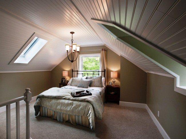 Attic Bedroom Design And Dcor Tips Decor Around The World