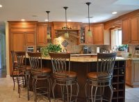 30+ Unique Kitchen Island Designs