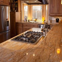 Kitchen Countertop Stone Options Glass Top Table Sets Unique Designs You Can Adopt - Decor ...