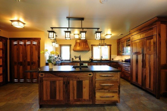 kitchen cabinet doors with glass buffet furniture unique designs you can adopt easily ...
