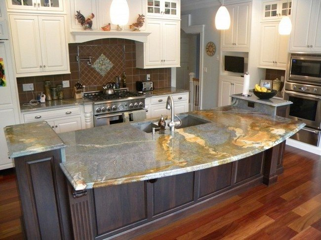Can You Paint Countertops Formica Unique Kitchen Countertop Designs You Can Adopt - Decor