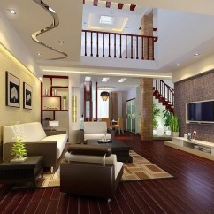 Best Living Room Accent Wall Colors Wooden Designs Asian-style Interior Design Ideas - Decor Around The World