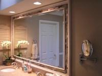 Bathroom Mirror Frames Ideas: 3 Major Ways We Bet You Didn ...