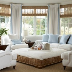Curtain Color Ideas Living Room How To Decorate Small With Fireplace Curtains Spice Up Your Design These In White Blue And Light Brown Schemes This