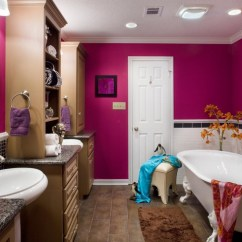 Designs For Living Room Walls Design Ideas Tips Decorating Kids' Bathrooms - Decor Around The World
