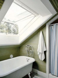 Bathroom With Low Sloped Ceiling | www.energywarden.net