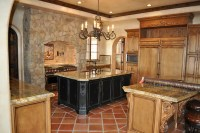 Spanish Style Kitchen - Beautiful Design Ideas You Can ...