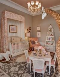 Baby Girl Room Ideas: Cute and Adorable Nurseries